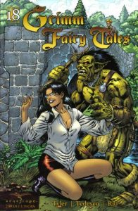 Grimm Fairy Tales #18 (2005)