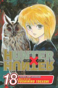 Hunter x Hunter #18 (2005)