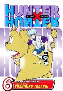 Hunter x Hunter #6 (2005)