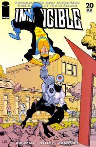 Invincible #20 (2005)