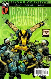 Wolverine #23 (2005)