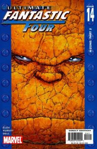 Ultimate Fantastic Four #14 (2005)