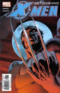 Astonishing X-Men #8 (2005)