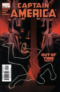 Captain America #2 (2005)