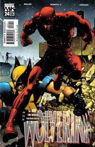 Wolverine #24 (2005)