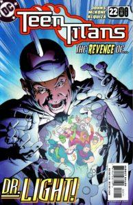 Teen Titans #22 (2005)