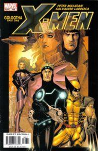 X-Men #166 (2005)