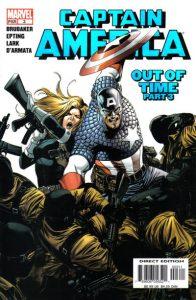 Captain America #3 (2005)