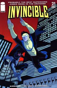 Invincible #21 (2005)