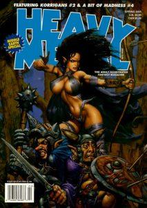 Heavy Metal Special Editions #1 (2005)