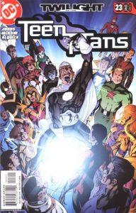 Teen Titans #23 (2005)