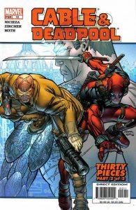 Cable & Deadpool #12 (2005)