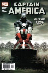 Captain America #4 (2005)