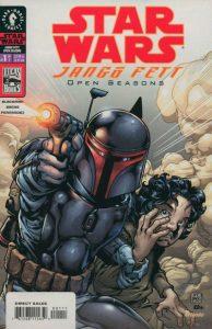 Star Wars: Jango Fett - Open Seasons #1 (2005)