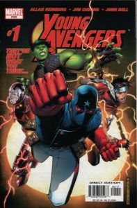Young Avengers #1 (2005)