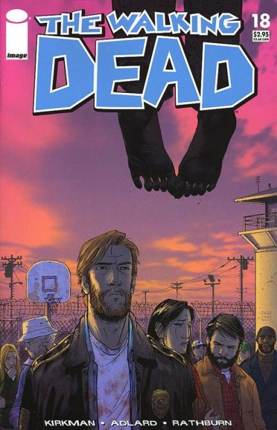 The Walking Dead #18 (2005)
