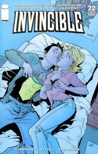 Invincible #22 (2005)