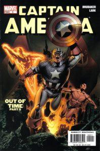 Captain America #5 (2005)