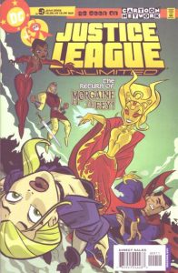 Justice League Unlimited #9 (2005)