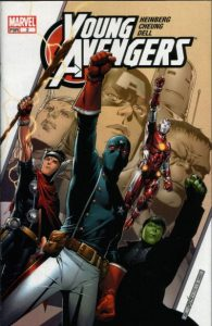 Young Avengers #2 (2005)