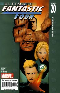 Ultimate Fantastic Four #20 (2005)