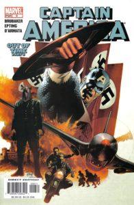 Captain America #6 (2005)