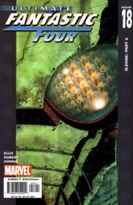 Ultimate Fantastic Four #18 (2005)