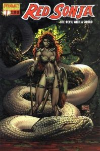 Red Sonja #1 (2005)