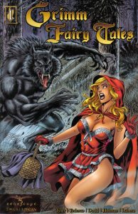 Grimm Fairy Tales #1 (2005)