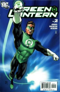 Green Lantern #2 (2005)