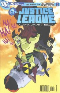 Justice League Unlimited #10 (2005)
