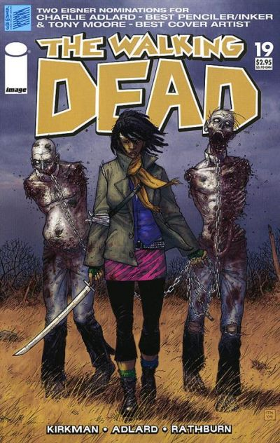 The Walking Dead #19 (2005)