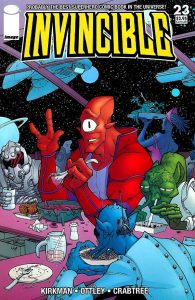 Invincible #23 (2005)
