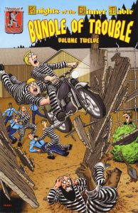 Knights of the Dinner Table: Bundle of Trouble #12 (2005)