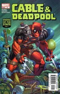Cable & Deadpool #15 (2005)