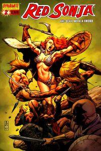 Red Sonja #2 (2005)