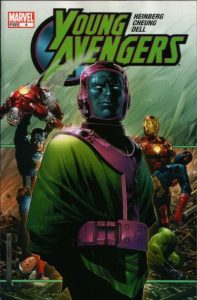 Young Avengers #4 (2005)