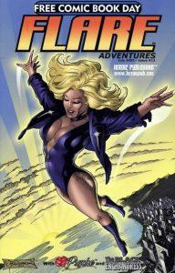 Flare Adventures #13 (2005)