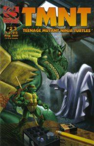 TMNT: Teenage Mutant Ninja Turtles #23 (2005)