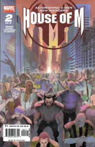 House of M #2 (2005)
