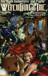 Witchgirls Inc. #1 (2005)