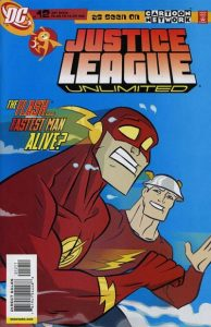 Justice League Unlimited #12 (2005)