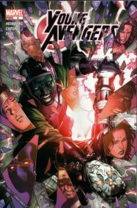Young Avengers #5 (2005)