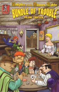 Knights of the Dinner Table: Bundle of Trouble #13 (2005)
