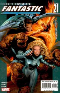 Ultimate Fantastic Four #21 (2005)