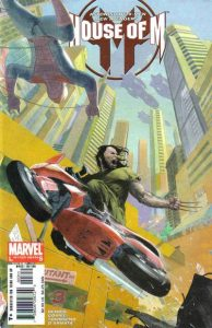 House of M #3 (2005)