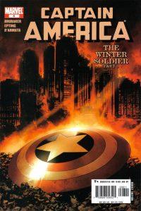 Captain America #8 (2005)