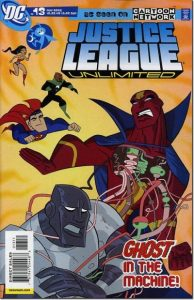 Justice League Unlimited #13 (2005)