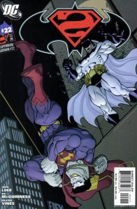 Superman / Batman #22 (2005)