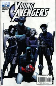 Young Avengers #6 (2005)
